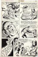 FRADON, RAMONA - House of Secrets #121 story last pg, classic,  Childs Play  Comic Art