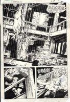 DeZUNIGA, TONY - Jonah Hex #86 complete story pg 20, The Slaughterhouse! Comic Art