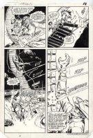 DeZUNIGA, TONY - Jonah Hex #86 complete story pg 10, The Slaughterhouse! Comic Art
