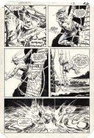 DeZUNIGA, TONY - Jonah Hex #86 complete story pg 11, The Slaughterhouse! Comic Art