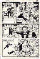 DeZUNIGA, TONY - Jonah Hex #86 complete story pg 4, The Slaughterhouse! Comic Art